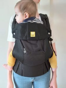 lillebaby review lillebaby complete all seasons baby carrier lille baby